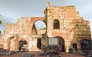 Ruinas del Hospital San Nicolás
