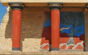 Palacio Knossos