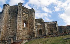 Ruinas del Monasterio de San Francisco