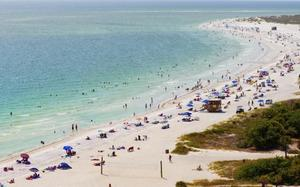 Playas de Sarasota.
