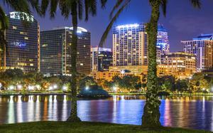 Skyline de Orlando