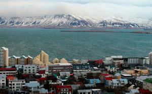 Invierno en Reykjavik