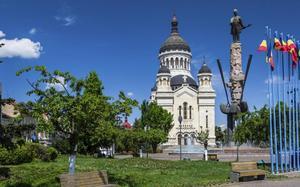 Plaza Avram Iancu