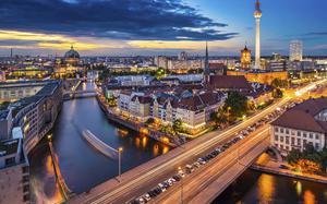 Panorama de Berlín