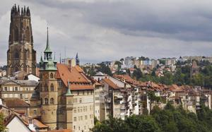 Panorama de Friburgo