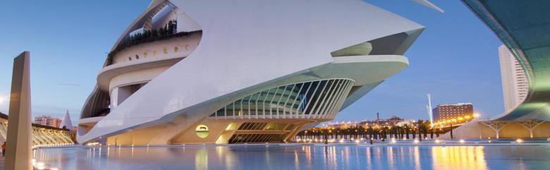 Los 4 mejores hoteles de 5 estrellas en valencia for Listado hoteles 5 estrellas madrid