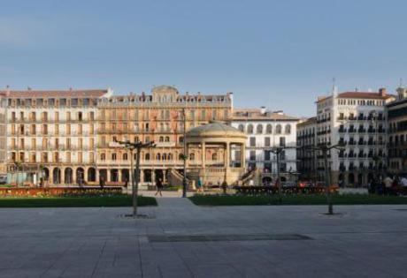 Hoteles de 5 estrellas en pamplona for Listado hoteles 5 estrellas madrid