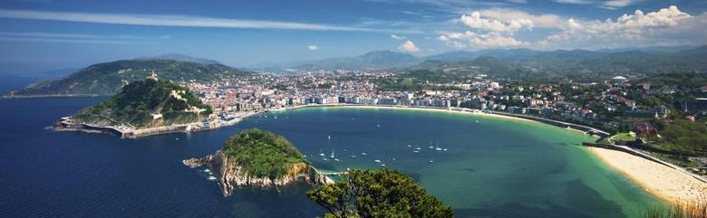 Los 30 mejores hoteles con habitaciones adaptadas en san for Hoteles con habitaciones familiares en san sebastian