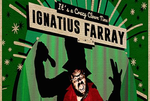 La Commedia con Ignatius Farray