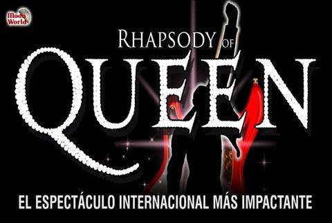 Rhapsody  of Queen, en Barcelona