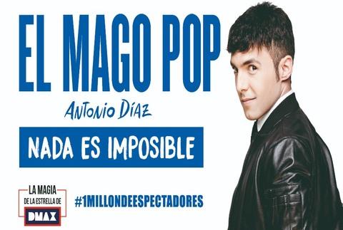 Nada es imposible - Mago Pop