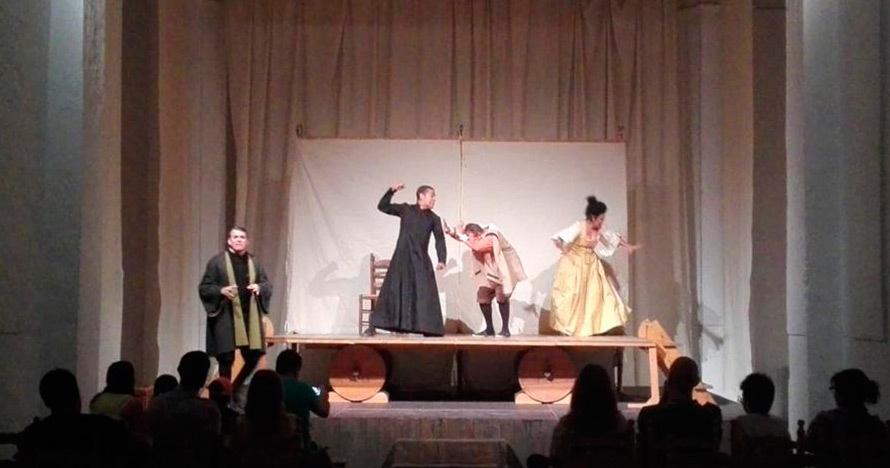 Entremeses II: La guarda cuidadosa y La cueva de Salamanca