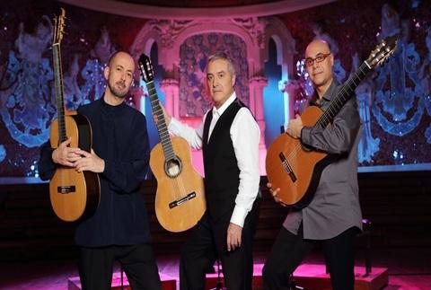 Barcelona Guitar Trío - Santa Maria del Pi