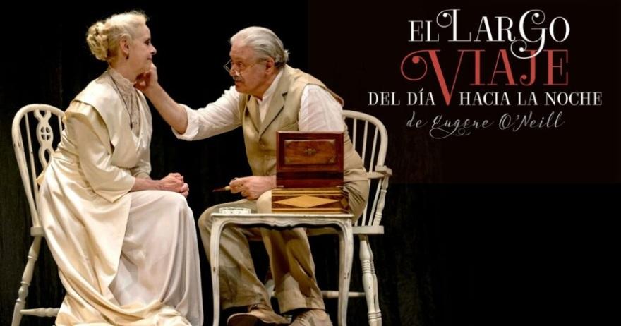 Mario Gas y Vicky Peña protagonizan El largo viaje del día hacia la noche en el Teatre Romea