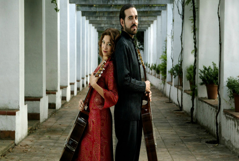 Carmen, guitarra española, música & vino