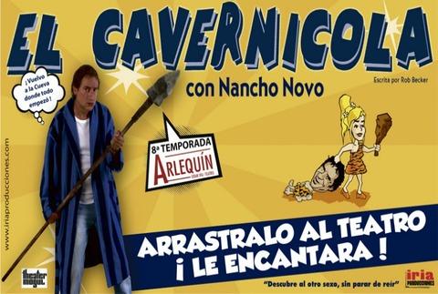 El Cavernícola - Nancho Novo