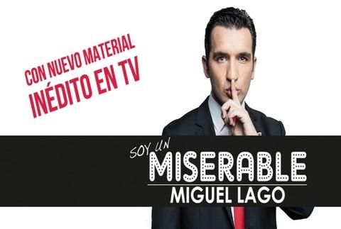 Miguel Lago - Soy un miserable, en Madrid