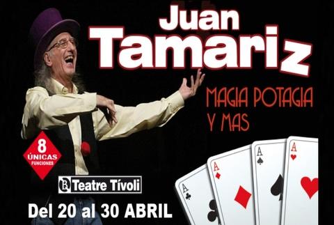 Magia Potagia... ¡y más! - Juan Tamariz