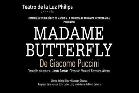 Ópera Madame Butterfly