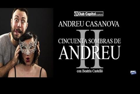 50 Sombras de Andreu 2, en Barcelona - Sala 1