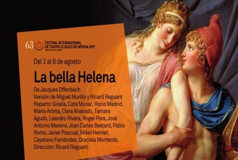 La Bella Helena - 63º Festival de Mérida