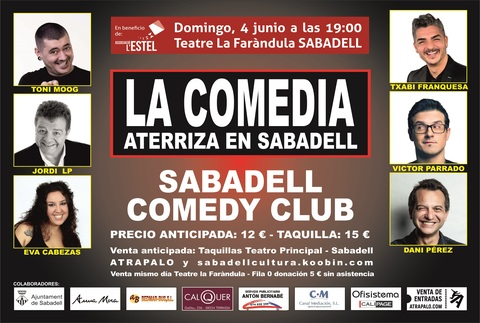 Sabadell Comedy Club