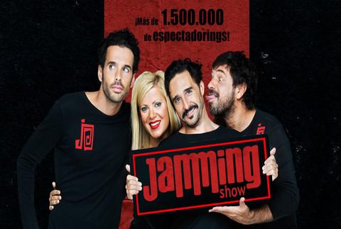 Jamming Show, en Madrid