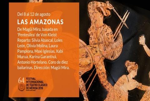 Las Amazonas - 64º Festival de Mérida