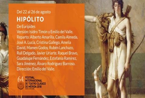 Hipólito - 64º Festival de Mérida