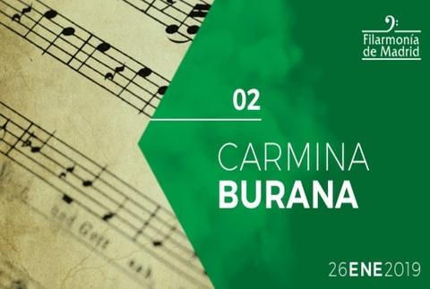 Carmina Burana - La cantata profana de Carl Orff