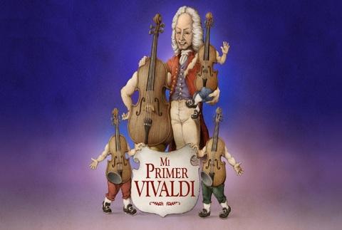 Ara Malikian - Mi primer Vivaldi