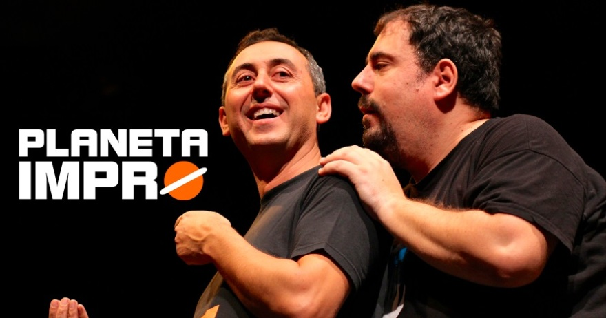 Impro show en Teatreneu