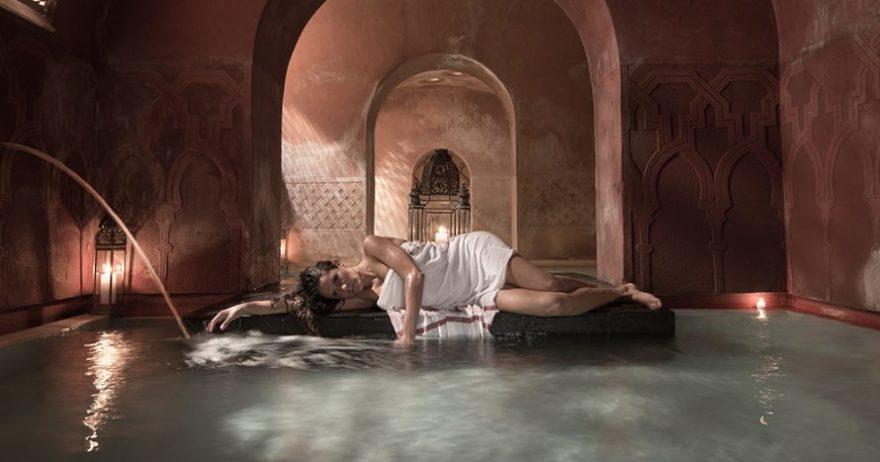Hammam al ndalus y masaje madrid - Banos arabes atocha ...