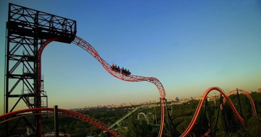 Entradas para Parque de Atracciones de Madrid 21% dto