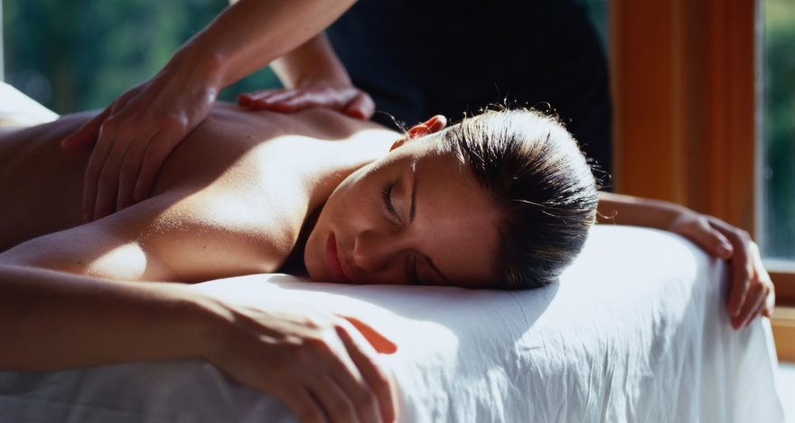 Masaje parcial descontracturante o relajante