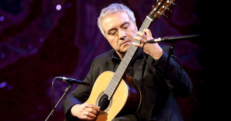 Manuel González, guitarrista