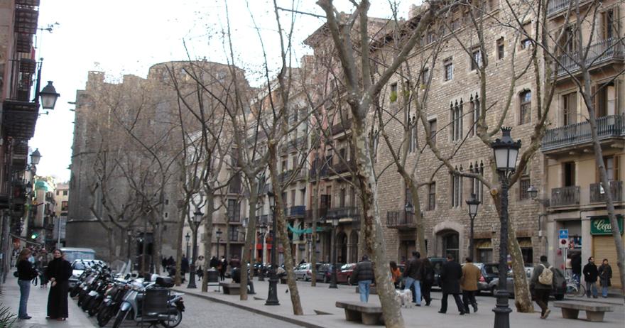 Pasedu: historias y leyendas de la vieja Barcelona