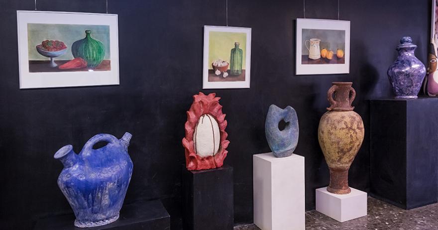 P satelo en grande con este taller de torno 33 dto for Curso ceramica barcelona