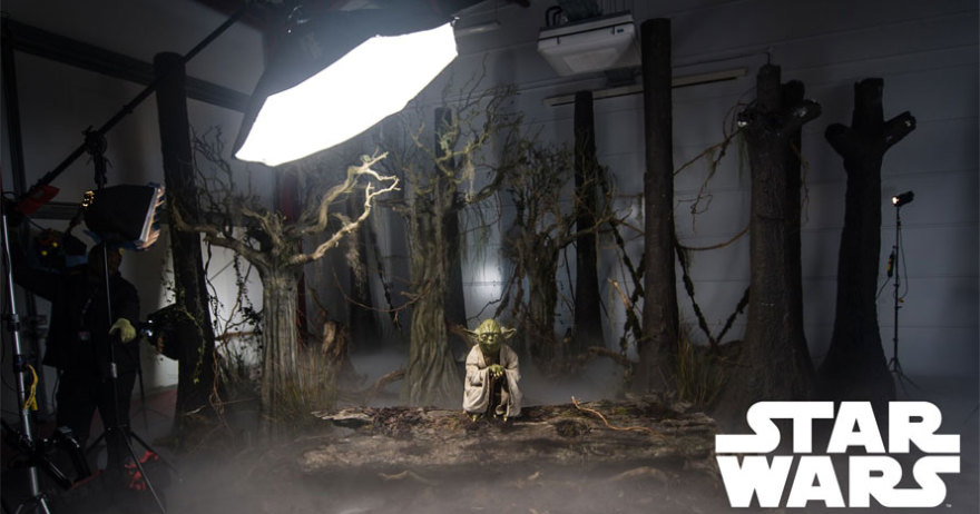 Star Wars en Madame Tussaud's