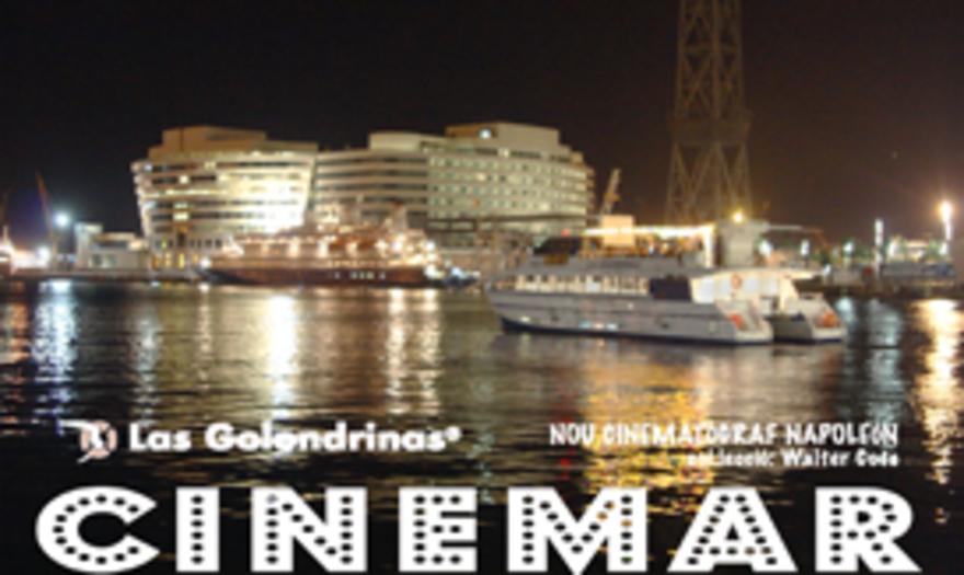 Cinemar Las Golondrinas: Crucero Nocturno + Cine C�mico + M�sica en directo.