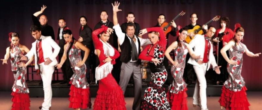 Palacio del flamenco - Show + Consumici�n_1