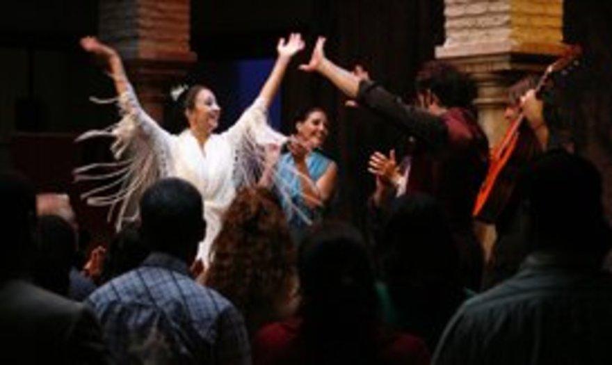 """Paquete especial: """"Museo del baile flamenco + espectáculo"""""""