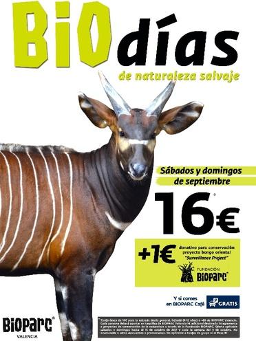 Venta de entradas de parques zool gicos - Bioparc precios valencia ...
