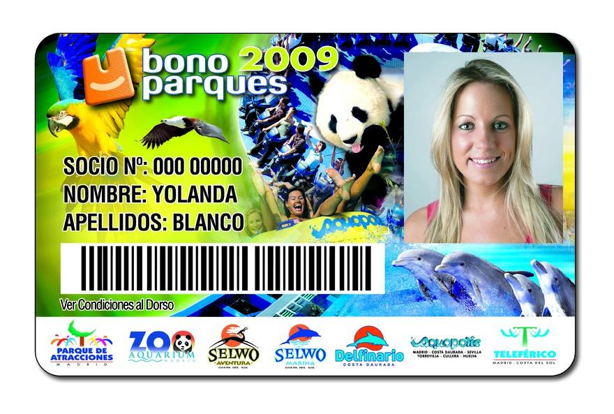 Bono Parques 2010: ¡cómpralo a un precio increíble!
