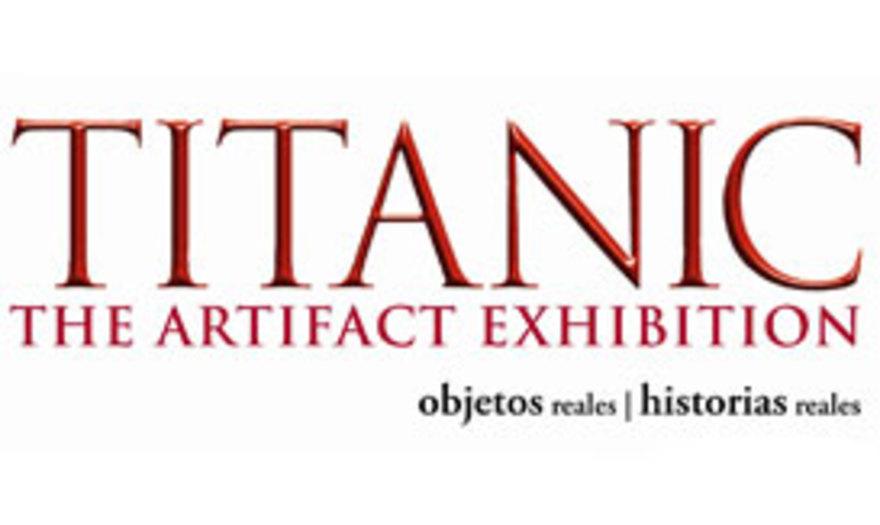 Titanic, the artifact exhibition