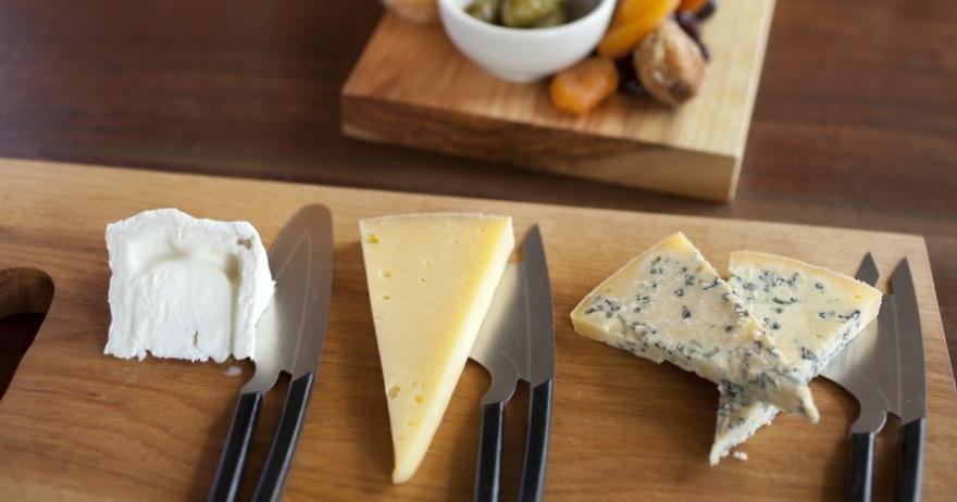 Taller y cata de quesos