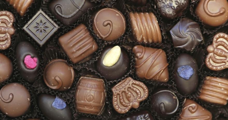 Taller y cata de chocolates