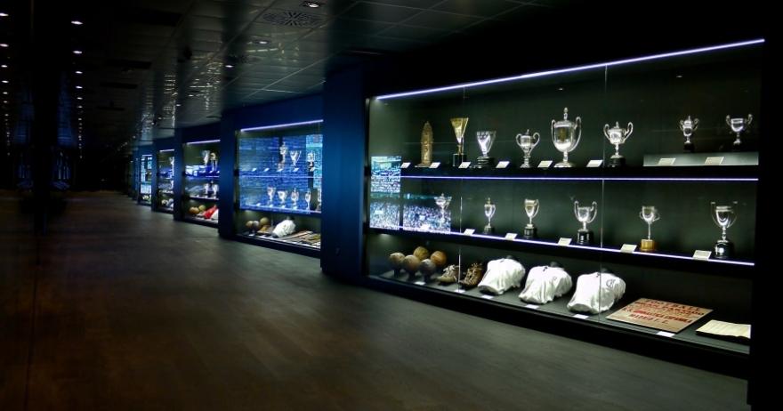 Tour Bernabéu con vestuarios y entrada rápida