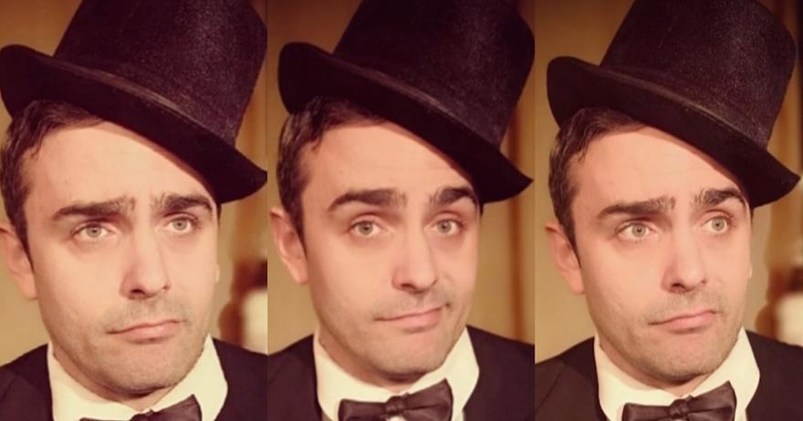 Resultado de imagen de imágenes de tres sombreros de copa teatro karpas