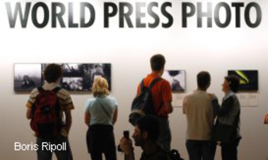 Exposición World Press Photo 09: oferta especial venta anticipada